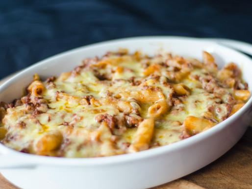 Recipe: Bacon Loaded Mac N Cheese