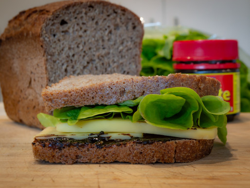 Recipe: The People's Bread Co. Two Ways for World Marmite Day