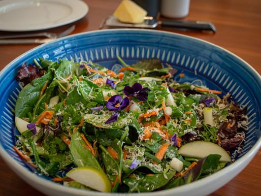 Recipe: Simple Spring Salad