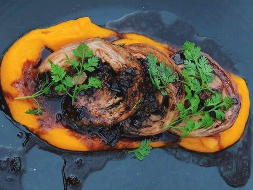 Recipe: Rolled Breast of Lamb, courtesy of Chris Nelson & Edgewater Resort