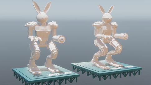 Bad Bunny X