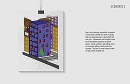 COVID-19 Urban Speculation and Scenario Planning -