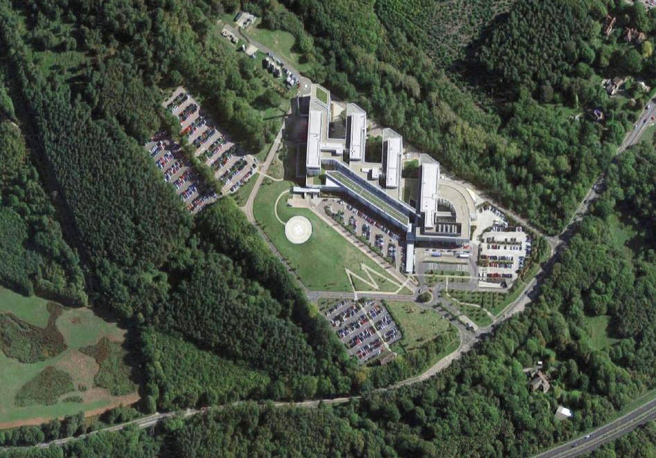 NEW PEMBURY HOSPITAL 2010 Prototype acute hospital