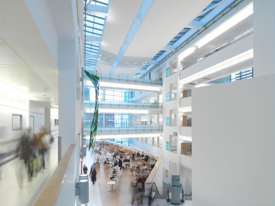 THE NEWCASTLE RVI 2010 Award winning urban design