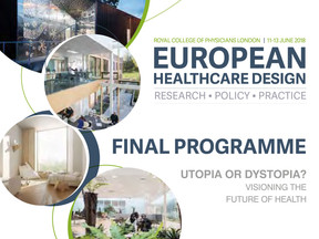 JCA at the European Healthcare Design 2018 Congress