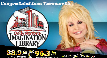 A message from Dolly Parton to Tamworth
