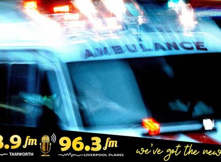 Head on collision near Manilla injures three