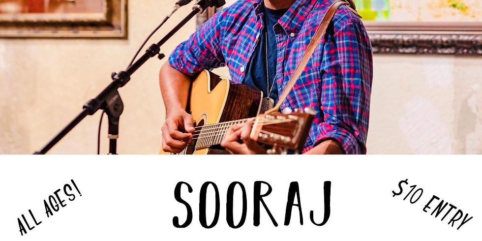 Sooraj - Live at Cosmic Sunday