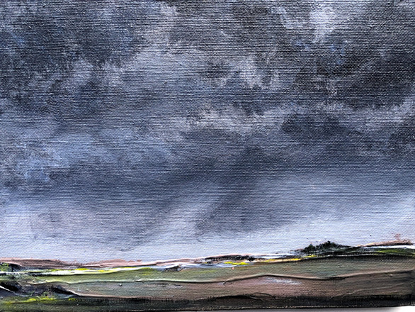 Stormy Holkham Dunes SOLD