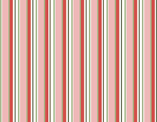 Red & Pink Stripe