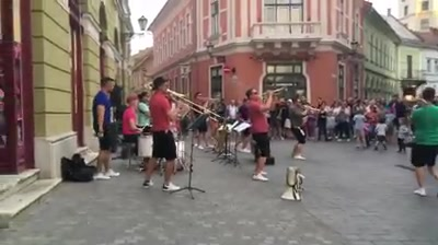 KELET BRASS BAND _ EGER