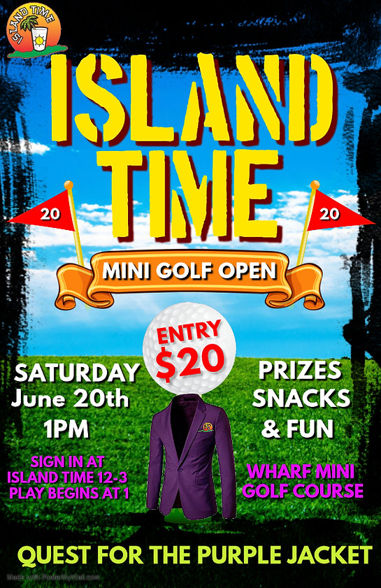 Copy of Kids Golf Flyer - Made with Post