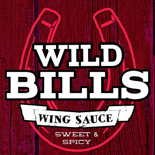 Wild Bill's Sweet and Spicy (12oz)
