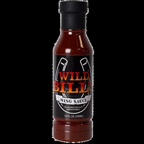 "Wild Bill's ""Original"" Wing Sauce 12oz."