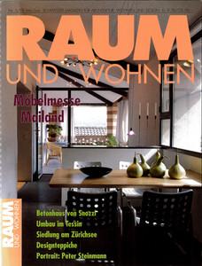 RAUM UND WOHNEN - 1995