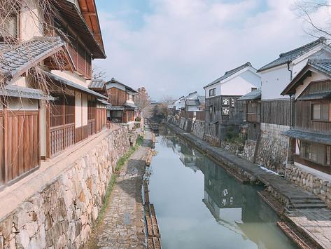 滋賀|日本「威尼斯」近江八幡