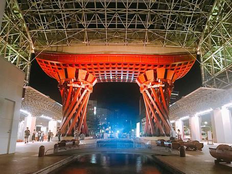 金澤|金澤站設計之謎?