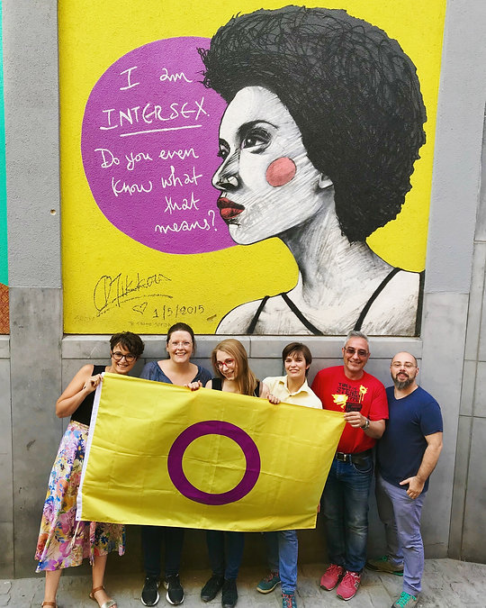 Интерсекс люди фото, интерсекс активисты