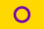 Интерсекс флаг, флаг интерсекс сообщества