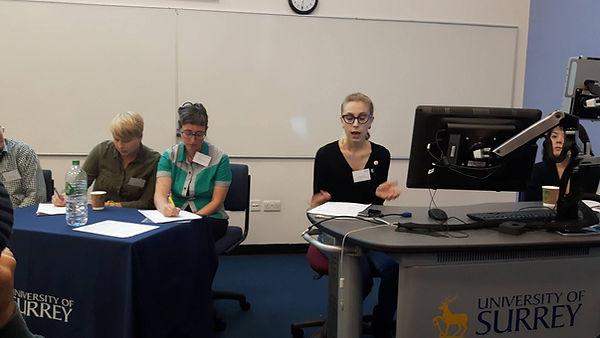 Интерсек акивистка Ирина Куземко выступет на интерсекс конференции