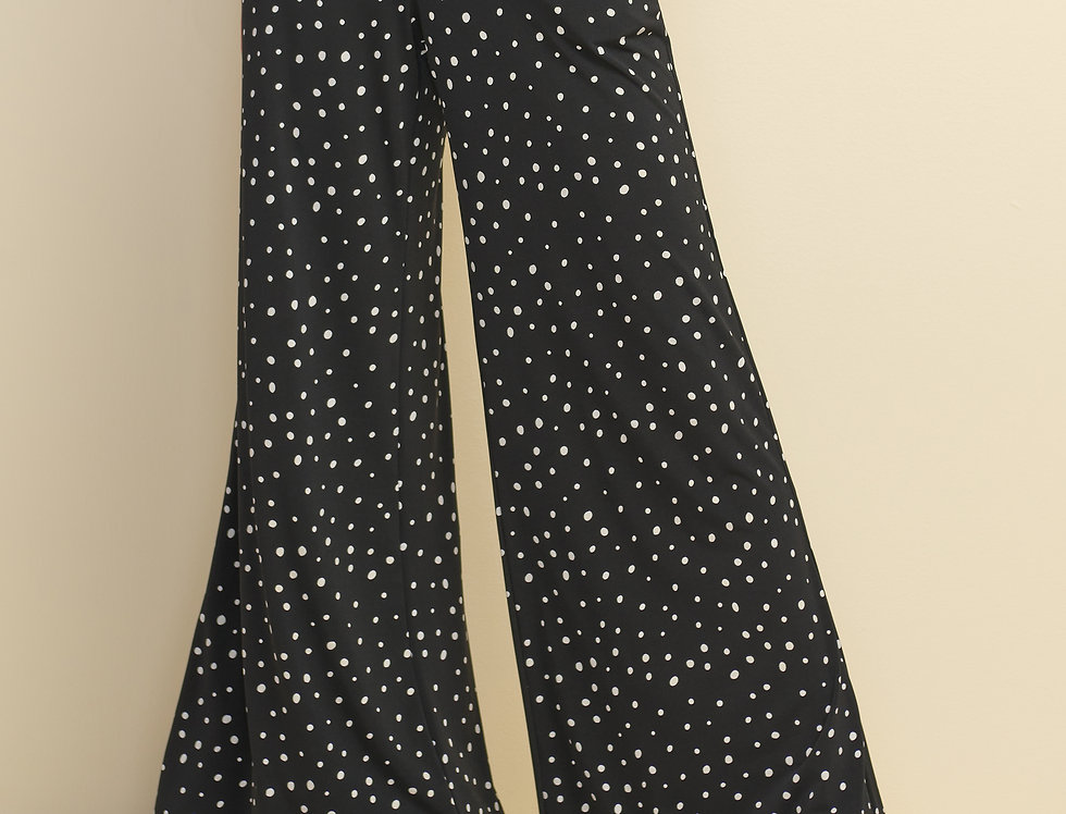 Joseph Ribkoff 211454 Black/White Pant UK10