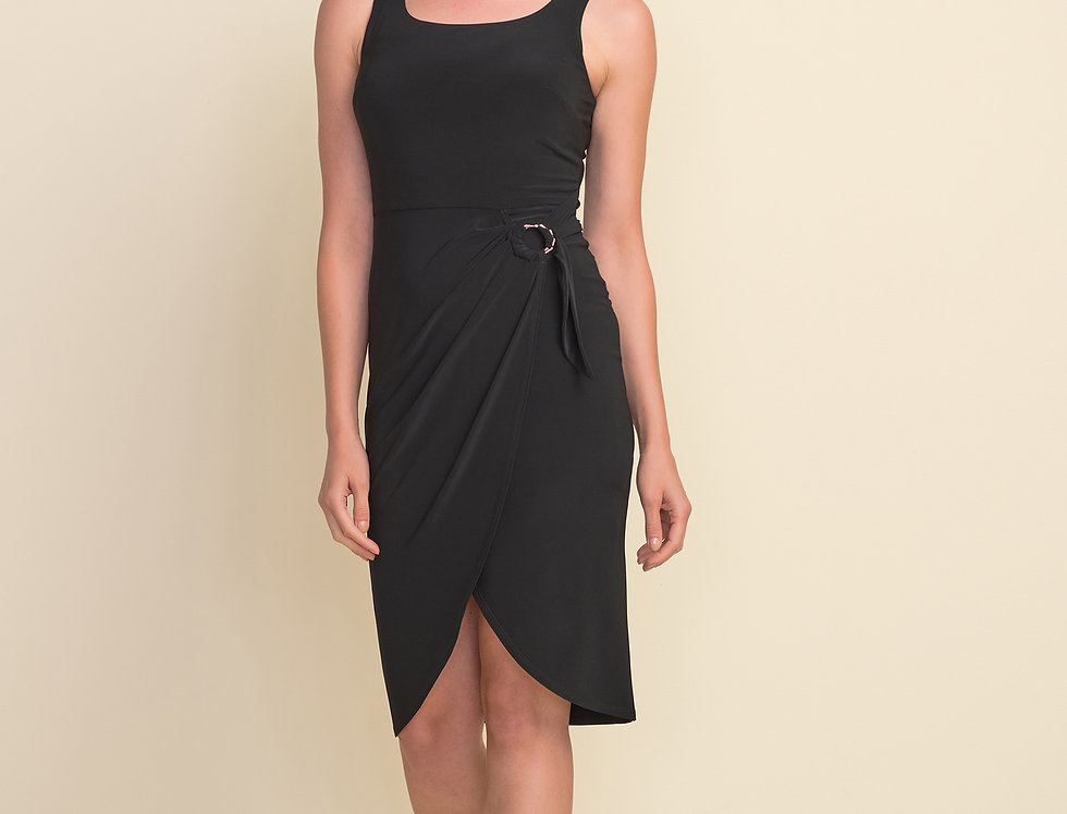 Joseph Ribkoff 212265 Black Dress UK12
