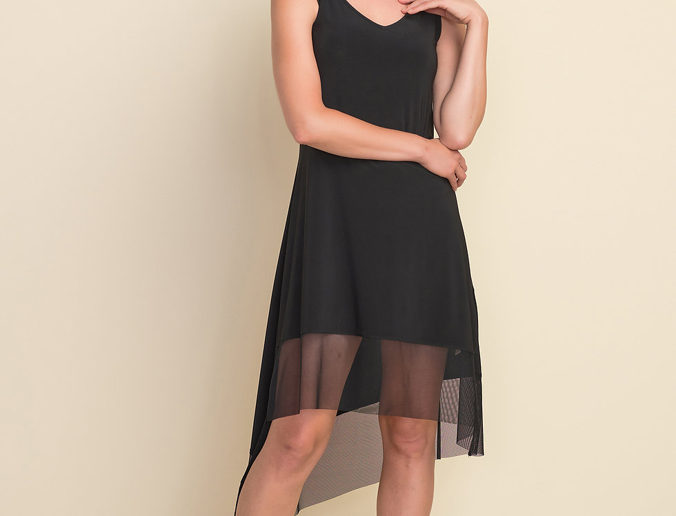 Joseph Ribkoff 212195 Black Dress UK12