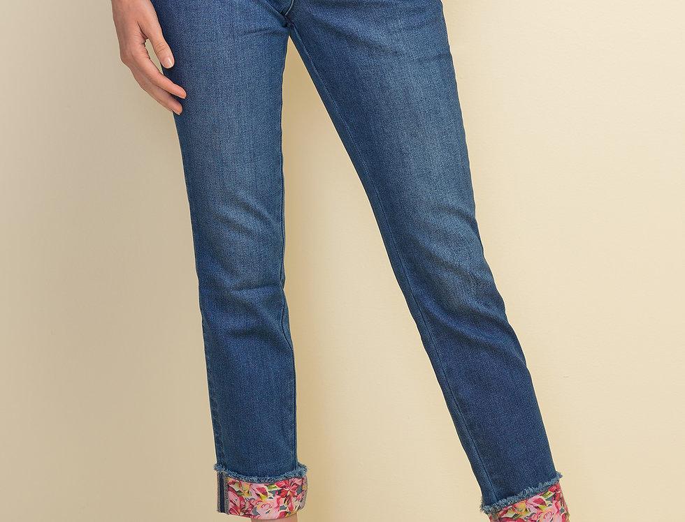 Joseph Ribkoff 211946 Denim Medium Blue Jeans UK10