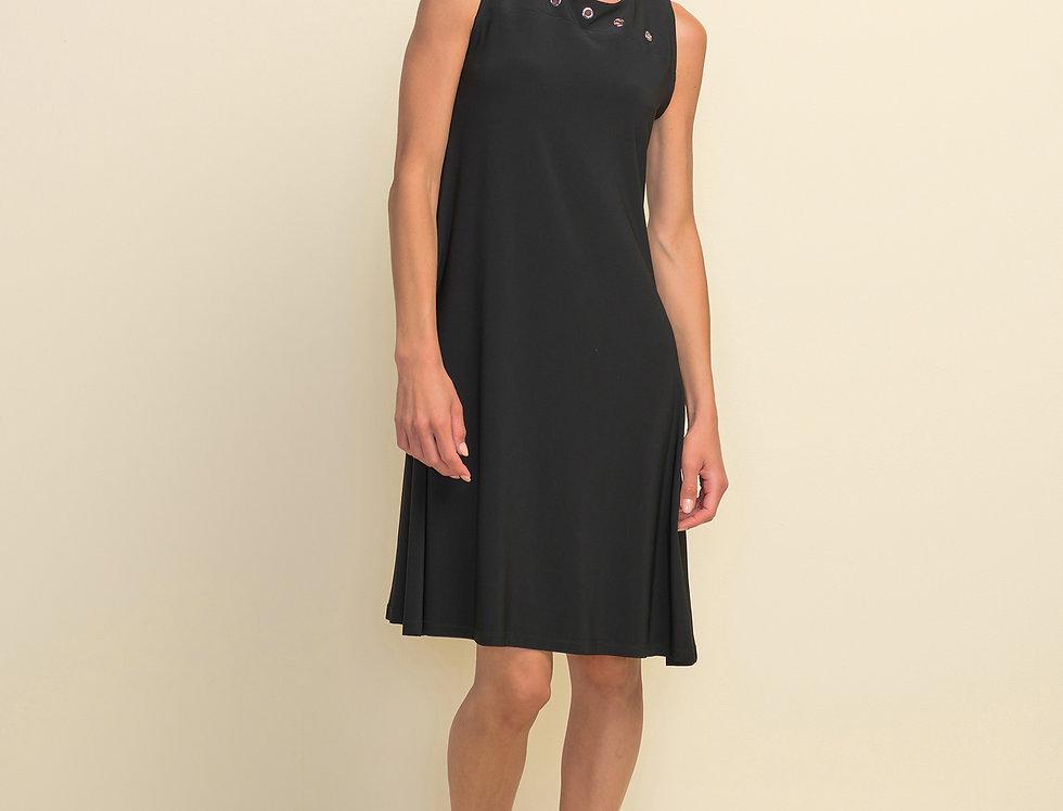 Joseph Ribkoff 211244 Black Dress UK10