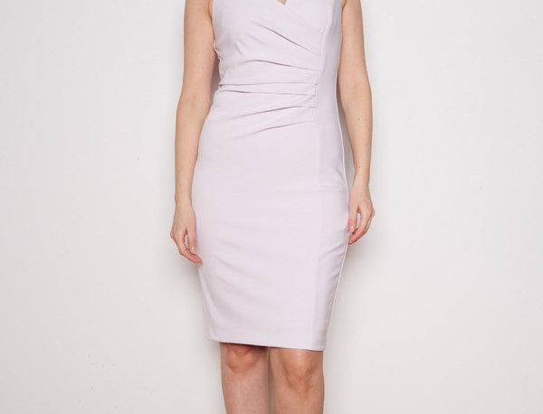 Joseph Ribkoff 202303 Lavender Fog Dress UK12