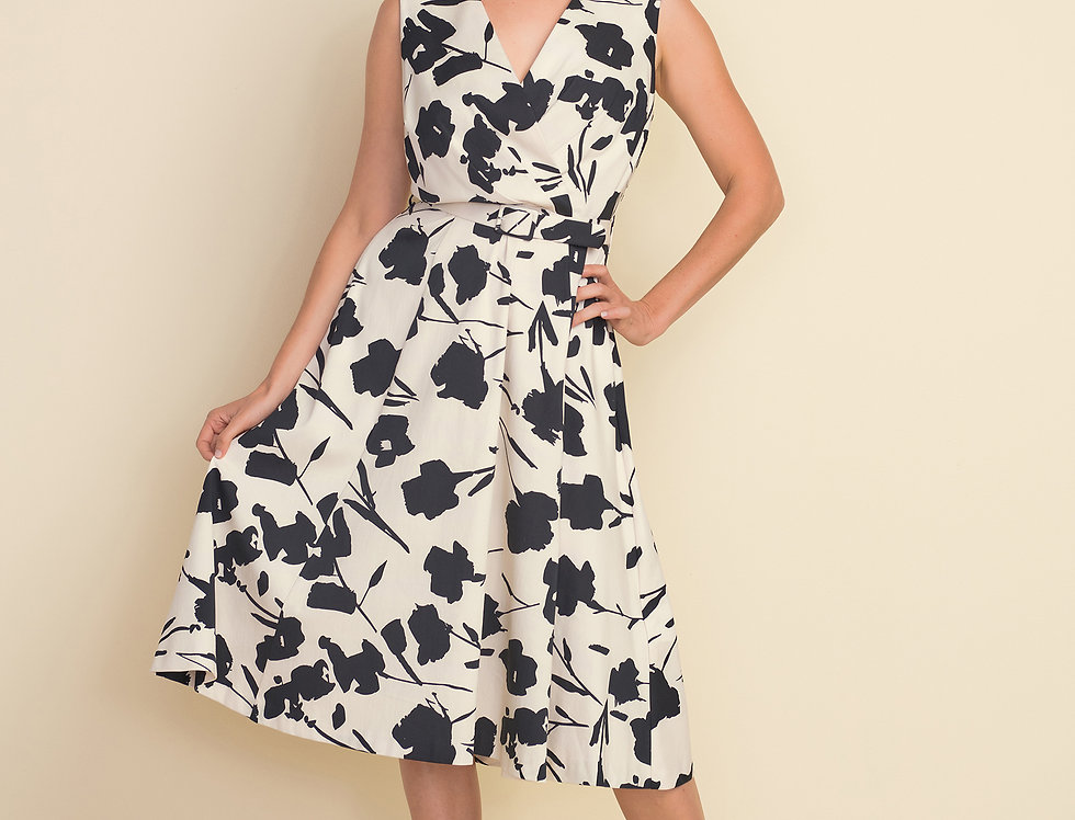 Joseph Ribkoff 212047 Black Dress UK12
