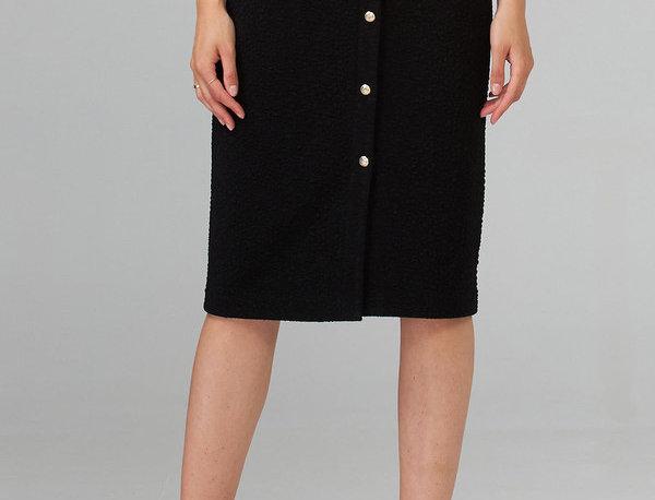 Joseph Ribkoff 203707 Black Skirt UK12