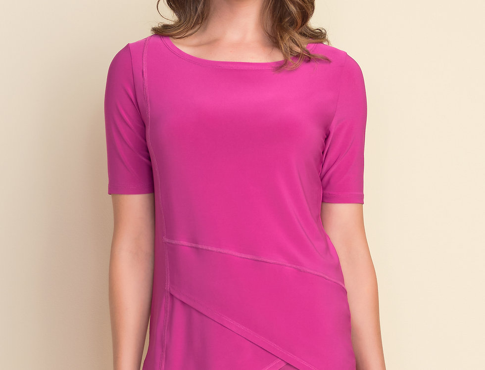 Joseph Ribkoff 212023 Orchid Top UK12