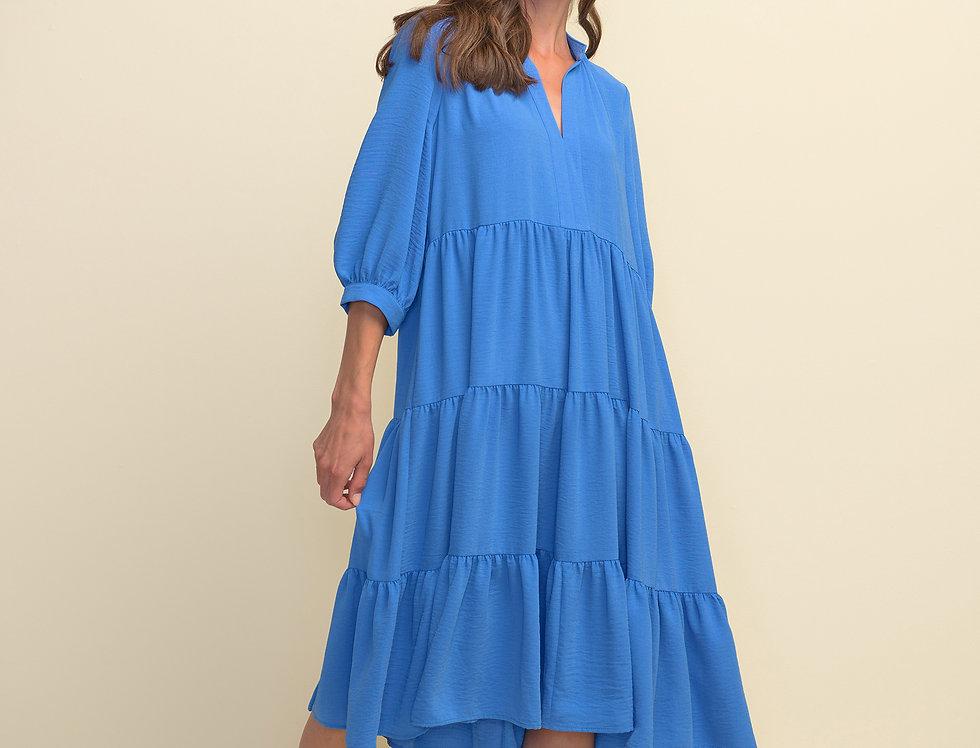 Joseph Ribkoff 211488 Aegean Sea Dress UK10