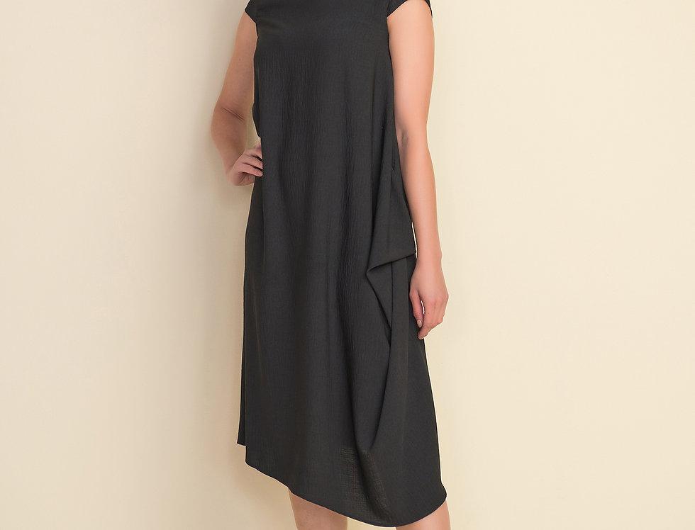Joseph Ribkoff 212283 Black Dress UK12