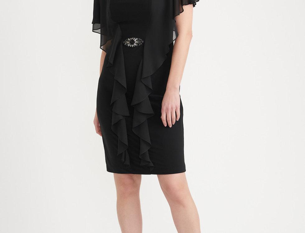 Joseph Ribkoff 203196 Black Dress UK12