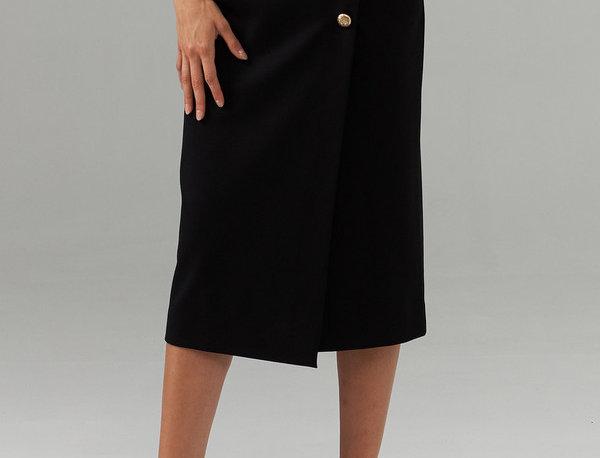 Joseph Ribkoff 203587 Black Skirt UK12