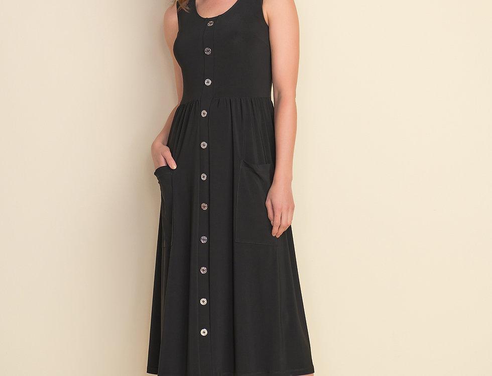 Joseph Ribkoff 212156 Black Dress UK12