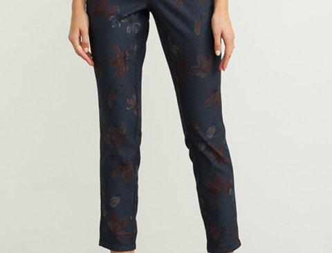 Joseph Ribkoff 203257 Indigo Reversible Jeans UK10