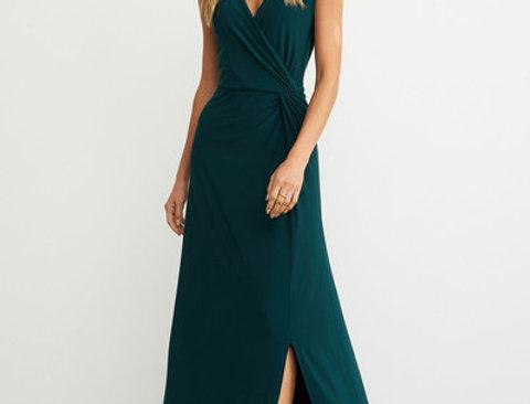 Joseph Ribkoff 203195 Pine Dress UK12