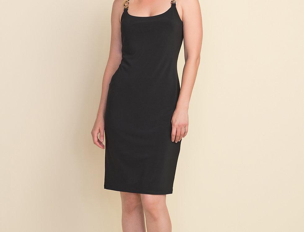 Joseph Ribkoff 212070 Black Dress UK12