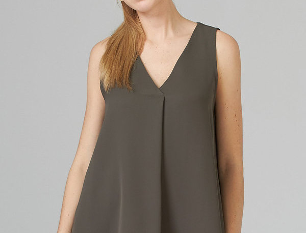 Joseph Ribkoff 202134 Avocado Cami UK12