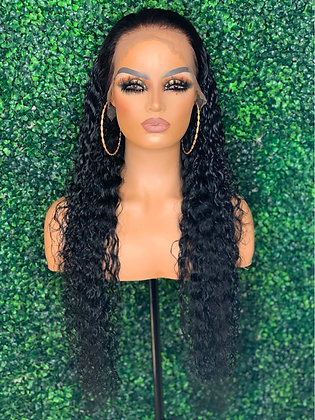 18 inch Deep Wave Lace Front