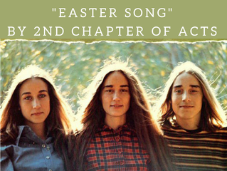 "The Story Of ""Easter Song"""