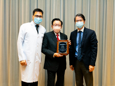 The Inaugural HKU Ophthalmology Distinguished Lecture - 15th June 2021