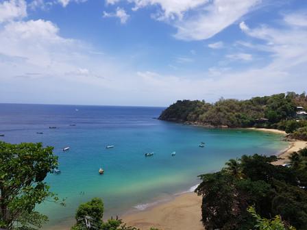 Castara. Tobago