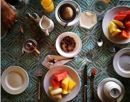 Food at Kariwak