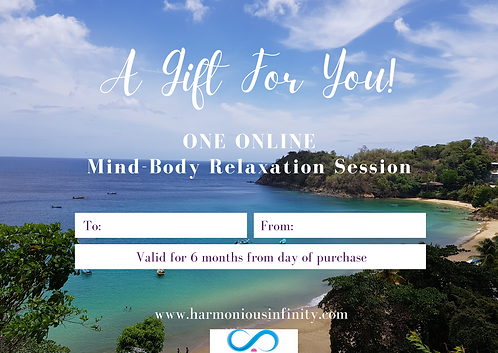 Mind-Body Relaxation - from the comfort of your bed -