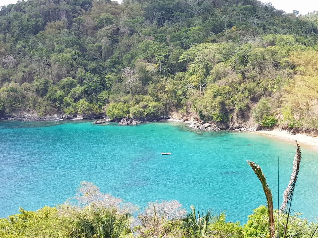Englishma's Bay. Tobago