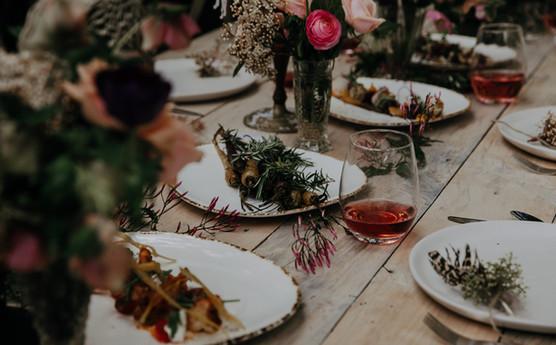 Wedding Shared Plates
